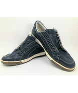 Cole Haan Nike Air QUINCY SPORT  Navy LEATHER CASUAL OXFORDS Shoe Sz 10.... - £22.01 GBP
