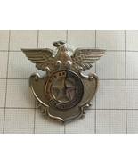 Obsolete San Antonio Texas Police Badge Hat Badge - $75.00