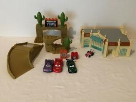Mega Bloks Disney Pixar Cars Megabloks Radiator Springs Ornament Valley ... - $29.99