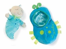 Snuggle Pods Bug Plush Baby Toy Manhattan Toy - $19.99
