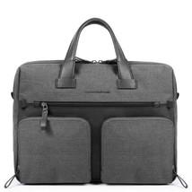 Piquadro - Computer portfolio briefcase with iPad® compartmen Tiros - CA... - $245.00