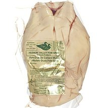 Whole Duck Foie Gras, Grade A - 1.9 - 2.5 Lbs - $157.36
