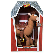 Disney Store Bullseye Plush Figure with Sound Toy Story New - $29.69