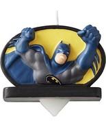Wilton Batman Birthday Candle, Multicolor - $15.43