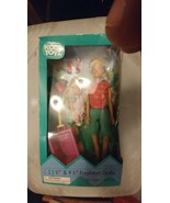 "Koolz Toyz 11 1/2"" & 4 1/2"" Fashion Doll - $23.33"