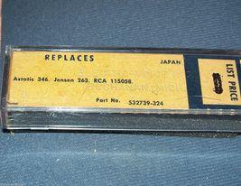 RECORD PLAYER NEEDLE CARTRIDGE EV 263 for RCA VJP12 VJP16 RCA VJP27 image 4