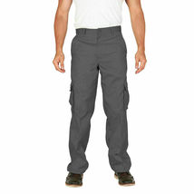 Men's Tactical Combat Military Army Work Twill Cargo Pants Trousers image 4