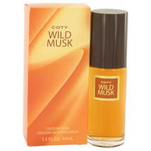 WILD MUSK by Coty Cologne Spray 1.5 oz (Women) - $22.31