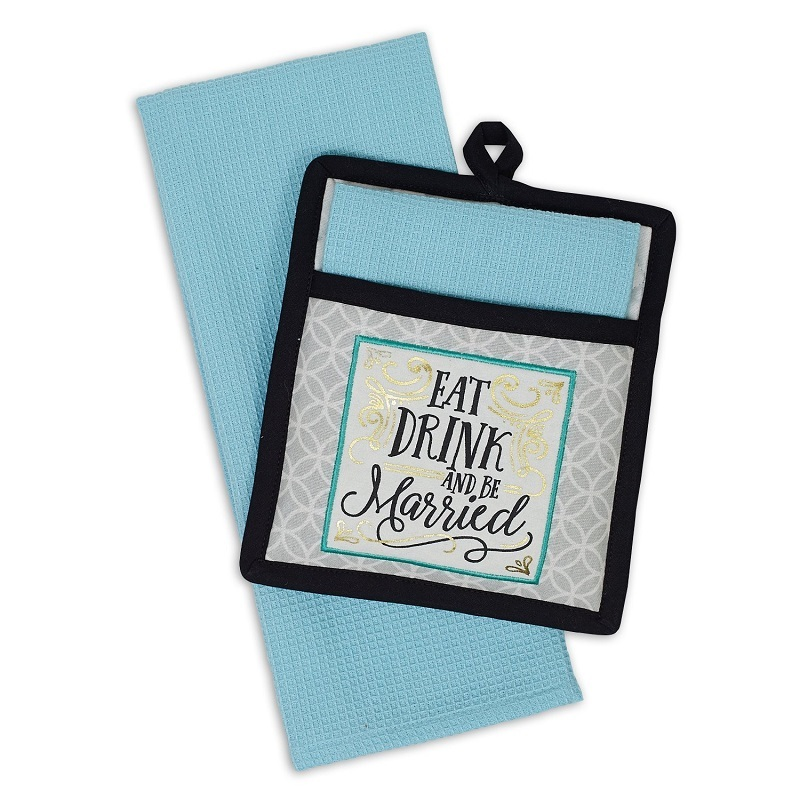 Eat drink   be married kitchen set