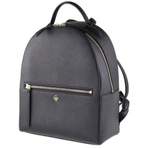 Tory Burch Emerson black Leather Backpack - $289.00