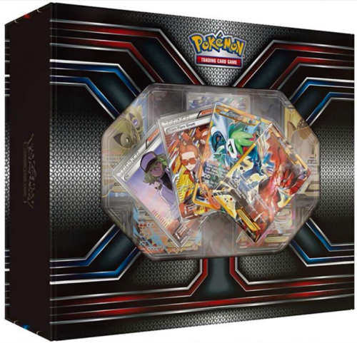 Pokemon TCG XY Premium Trainer's Kit Collection Box & Best of XY Booster Box