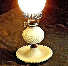 Hobnail Electric Lamp AA18 - 1011 Vintage image 2