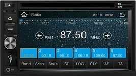Bluetooth In Dash GPS Navigation DVD CD Player Stereo Radio Unit for Ford F150 image 5