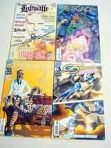 Gold Digger Swimsuit #14, Legacy, Legends From Darkwood #1 Luftwaffe #10 Comics - $7.99