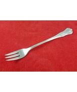 "Kings by International ~ Silverplate Cocktail / Seafood Fork Flatware 6"" - $8.90"