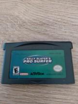 Nintendo Game Boy Advance GBA Kelly Slater's Pro Surfer image 2