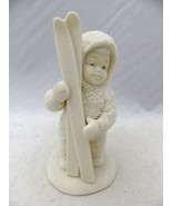 Department 56 Snowbabies - Let's go Skiing - #68152 - EUC - $15.84