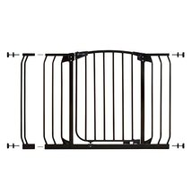 Dreambaby Chelsea Auto Close Safety Gate (Black, 38-46 inches)