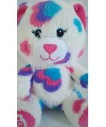 Build A Bear Buddies Hearts Teddy Mini Soft Plush Stuffed Animal Doll To... - $8.85