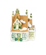 DOLLHOUSE Tiny Manor House Cottage a4195 Figurine Falcon Miniature - $10.34