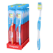 Colgate® Extra Clean Toothbrush Case Pack 120 - $238.80