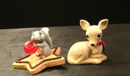Hallmark Handcrafted Ornaments AA-191774D Collectible ( 2 pieces ) image 2