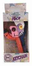 """DC Comics 2.5"""" Two-Face Batman String Doll Keychain Voodoo Phone Charm Figure NW image 2"""