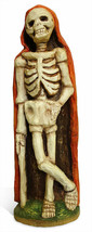 "Bethany Lowe Halloween by Tony Constanza ""Skeleton With Orange Cape"" CC2486 - $34.99"