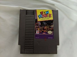 Fun House (Nintendo Entertainment System, 1991) FREE SHIPPING - $9.99