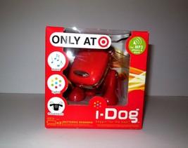 Hasbro new iDog Robot Virtual Pet Red Target Exclusive NIB  - $40.00