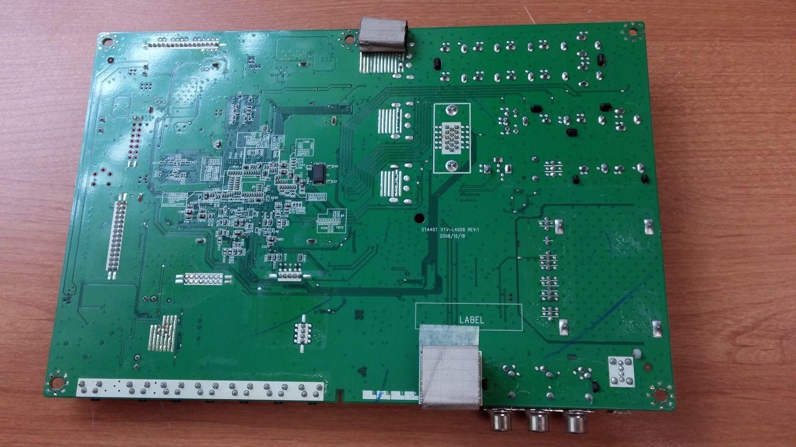 Toshiba 75014272 (STA40T, VTV-L4008) Main Board