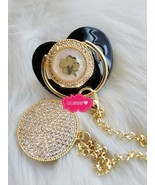 Lucky Clover Pacifier and Clip - $60.00