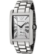 EMPORIO ARMANI AR0145 CLASSIC MENS WATCH - $119.60