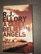 R.J Ellory A Quiet Belief In Angels Paperback Book SUPERFAST Dispatch - $7.38