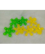 Playskool Lil Links Frogs Turtles Replacement Lot - $3.55
