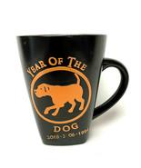 Fisher Year Of The Dog Zodiac Astrology Stoneware Mug - $15.84