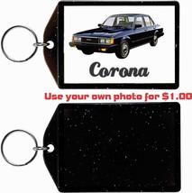 1983 Toyota Corona Photo KEYCHAIN-FREE Usa Ship - $11.87
