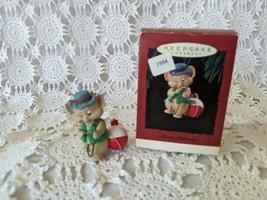 Hallmark Keepsake Merry Fisherman Christmas Tree Ornament 1994 - $7.75
