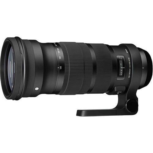 SIGMA 120-300mm F2.8 DG OS HSM Sports Lens for Nikon F - $3,086.42
