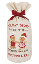 "Christmas decoration ""Holiday Wishes"" Burlap Sack Christmas Decor, 19"" s... - $148.49"