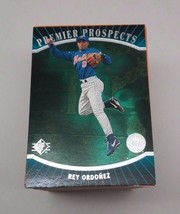 1996 Upper Deck SP Authentic MLB Baseball Card Set 1-188 NO RESERVE - $9.89