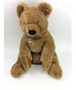 "GUND Brown Teddy Bear Plush JUMBO 32"" Stuffed Animal Collectors Classics... - $38.52"