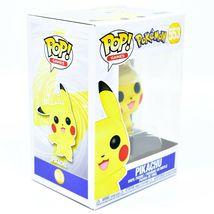 Funko Pop! Games Pokemon Waving Pikachu #553 Vinyl Action Figure image 5