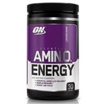 Optimum Nutrition Amino Energy Concord Grape 30 Serve 270g - $93.74