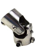 """Forged Stainless Steel YokesSteering Shaft Universal  U-JOINT 1"""" DD TO 1"""" DD image 3"""