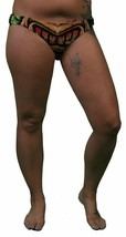 Iron Fist Tiki Bandeau Bikini Bottom