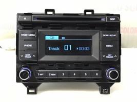 """HY174"" 15-17 Hyundai Sonata Radio Cd MP3 Bluetooth Player 96170-C20004X - $78.25"
