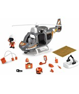 Pinypon Action Helicopter Of Rescue 1 Figure Pin And Put And Accessories... - $227.52