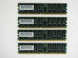8GB (4X2GB) MEMORY FOR DELL POWEREDGE 1750 2600 2650 650 6600 7250