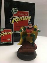 ROBIN - Modern Era - Hallmark Figurine 1996 DC Super Heroes batman's sidekick - $42.70